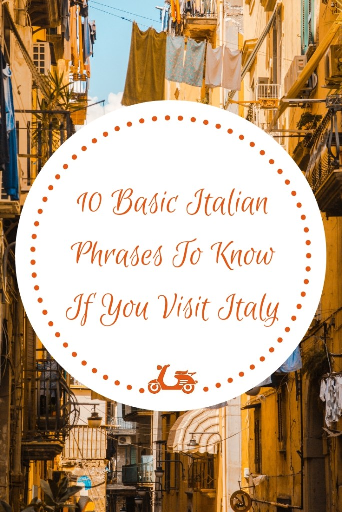If you visit Italy for work or tourism, knowing a few basic Italian phrases can help you a great deal. In this post, you'll find all the most useful phrases + a downloadble pdf + audio file for you.