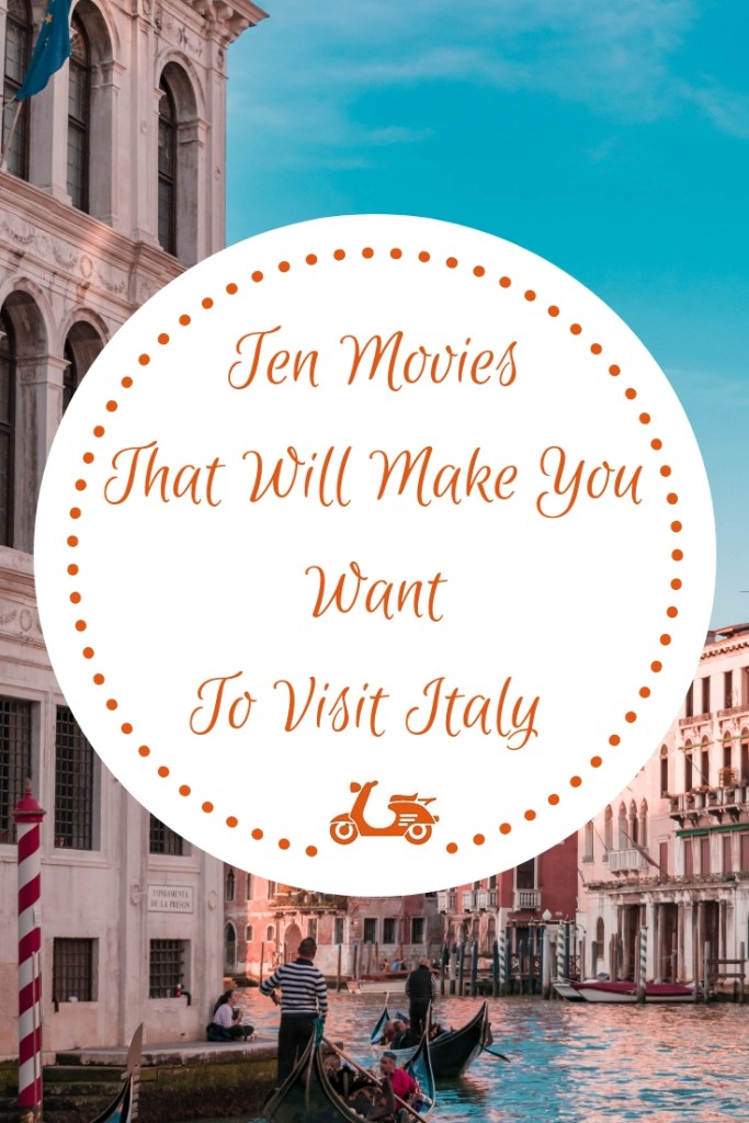 Watching a movie can make you fall in love with a place. With the ten international movies set in Italy I recommend you in this post, you'll immediately want to pack your bags and book a flight to the country!