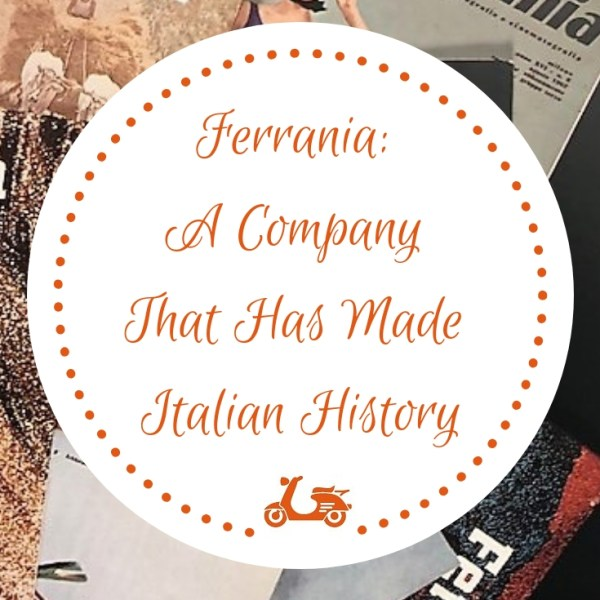 Ferrania: A Now Forgotten Company That Has Made Italian History