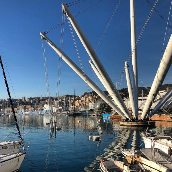 Genova, il Porto Antico