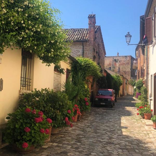 Santarcangelo di Romagna, a beautiful corner