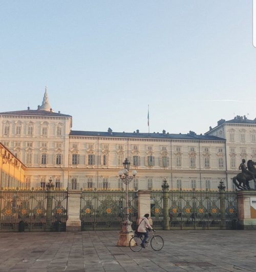 A view of Turin
