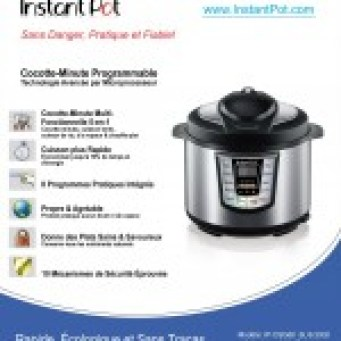 Instant Pot Features