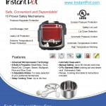 Instant Pot 10 safety features