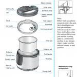 Instatn Pot IP-CSG60 internal structure