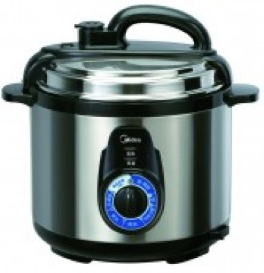 1st Generation Electric Pressure Cookers are Fitted with a Mechanical Timer