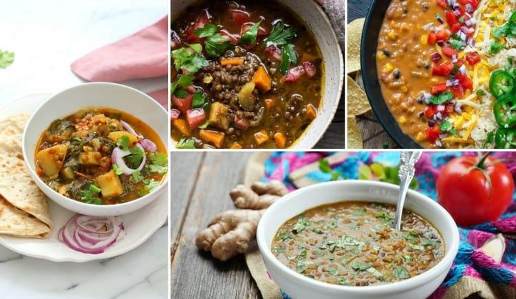 15 best instant pot lentils recipes instant pot eats 15 delicious instant pot lentils recipes forumfinder Choice Image