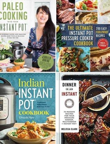 Top 10 Instant Pot Cookbooks