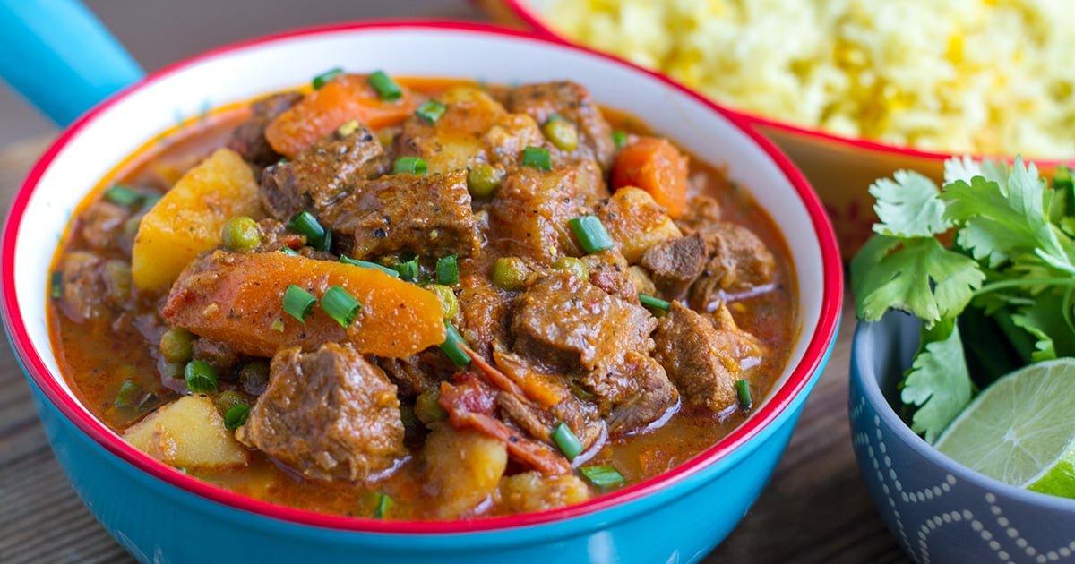Instant Pot Moroccan Lamb Stew With Potatoes Instant Pot Eats