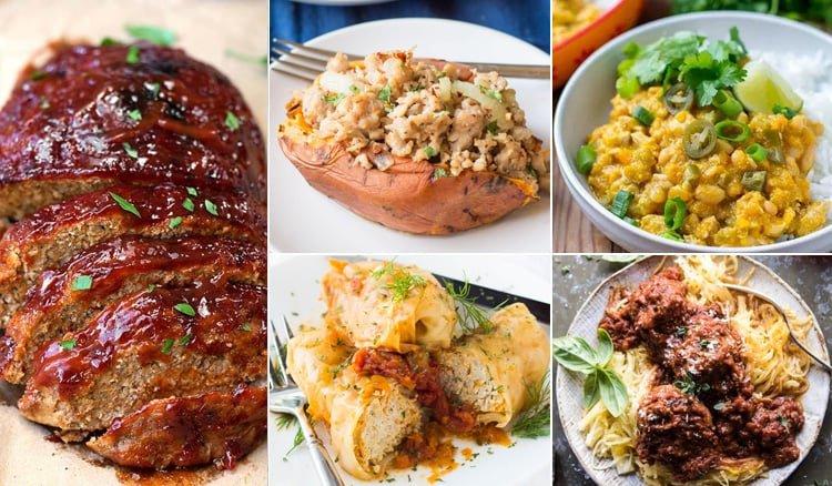 15 Delicious Instant Pot Ground Turkey Recipes