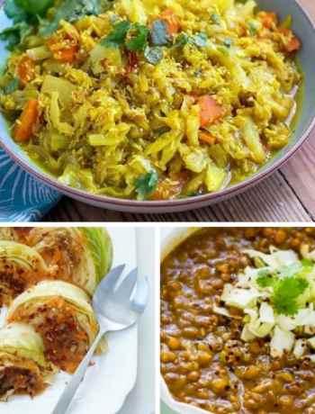 Instant Pot cabbage recipes