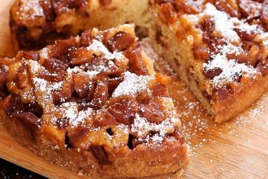 Instant Pot Cake Recipes - Apple Cinnamon