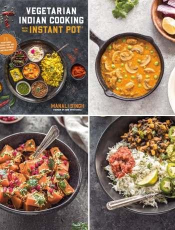 Instant Pot Mushroom Pea Curry
