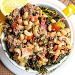 Black Eyed Peas In Instant Pot
