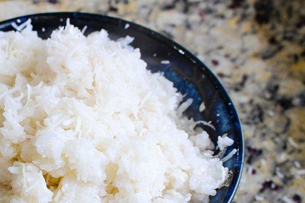 Chrissy Teigen Coconut Rice Instant Pot