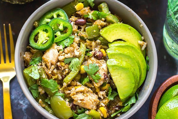 20+ Instant Pot Mexican Recipes Salsa Verde Chicken