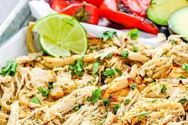 35+ Summer Friendly Instant Pot Recipes Mojo Chicken