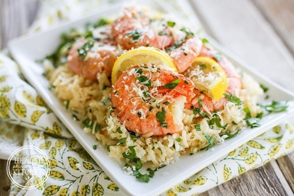 35+ Summer Friendly Instant Pot Recipes Shrimp Scampi Paella