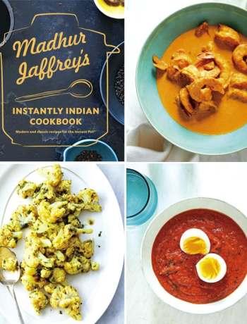 Instant Pot Coobook Review: Madhur Jaffrey's Instantly Indian Cookbook