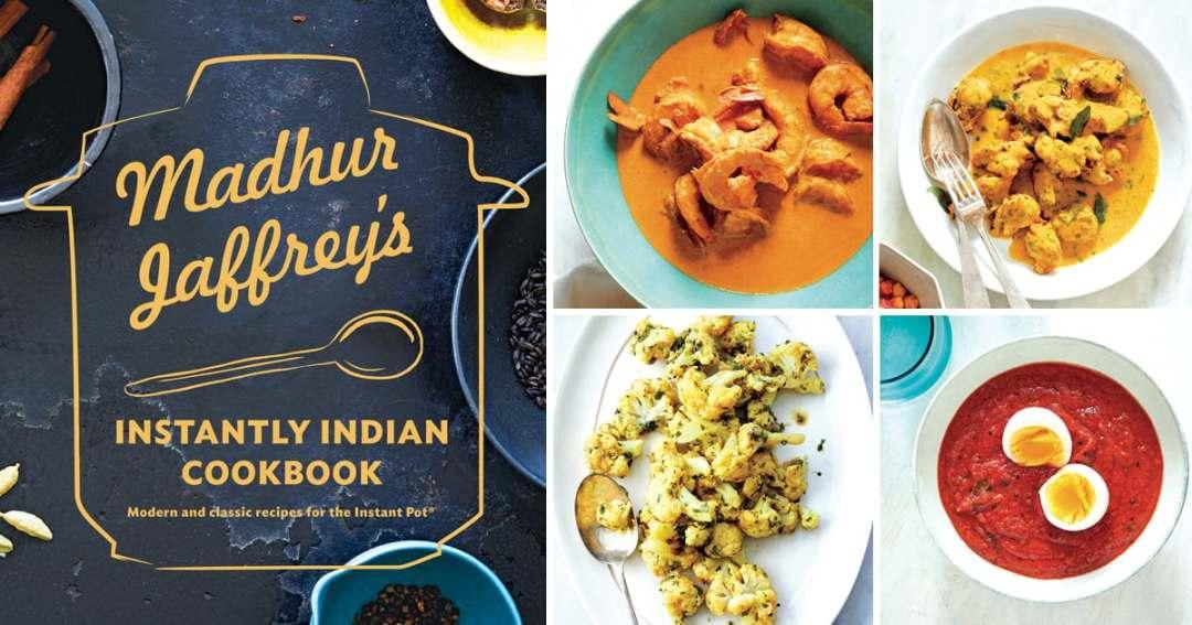 Coobook Review: Madhur Jaffrey's Instantly Indian Cookbook