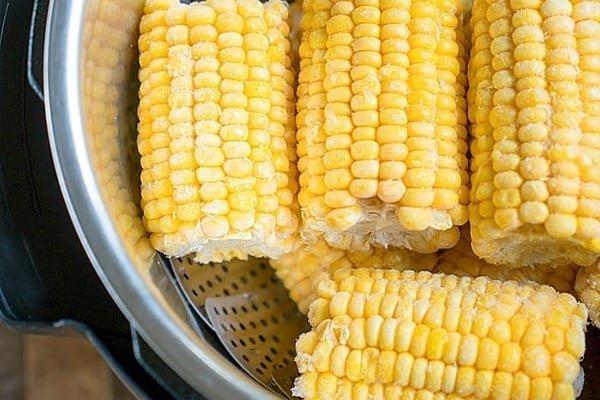 Instant Pot Corn (From Frozen)