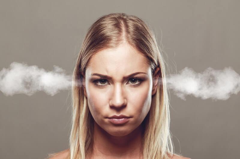 infidélité rebondir colère