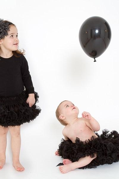Anouk & Tessa | Séance Photo Enfants Paris