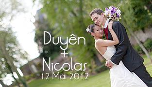 Le Clos d'Etrepois | Mariage Duyên & Nicolas