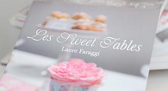 Les Sweet Tables par Laure Faraggi
