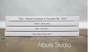 Albums Studio – Instants Captures Photographie