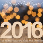Bonne Année 2016 ! Instants Capturés Photographie