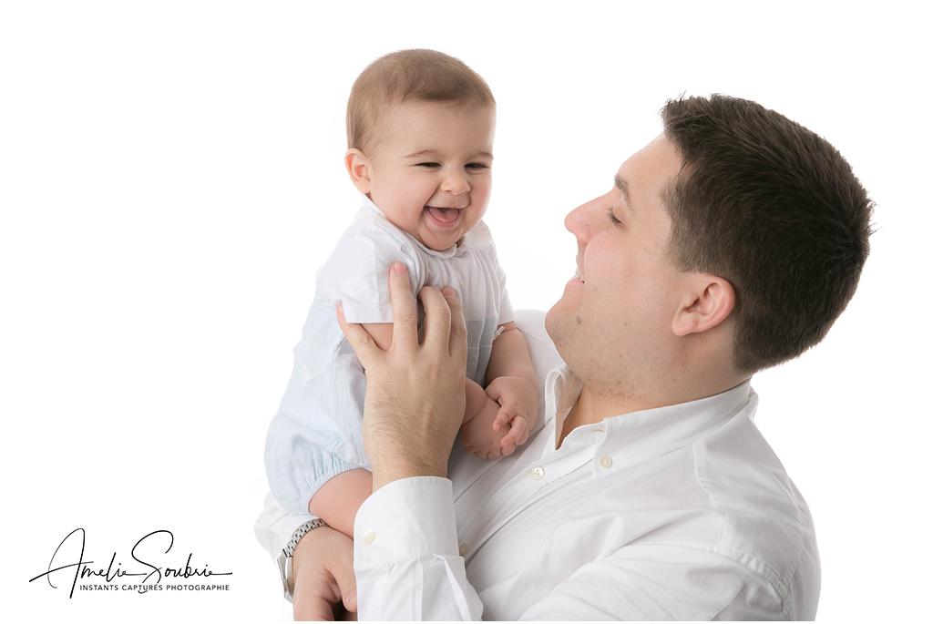 Séance grand bébé 6-9 mois