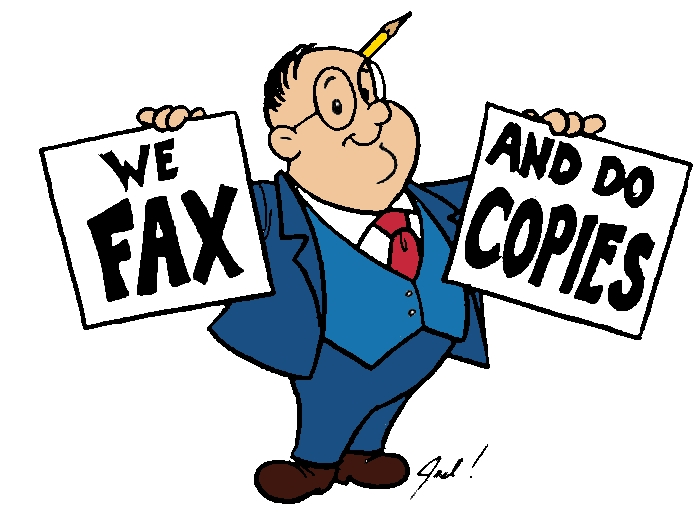 fax and copy
