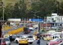 pont rumichaca à la frontière Colombie - Equateur