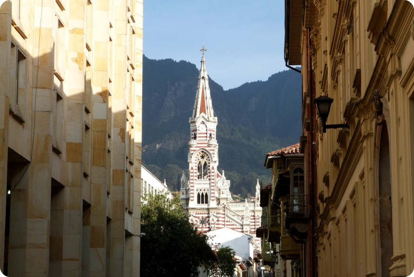 Santuario Nuestra Señora del Carmen à Bogotá