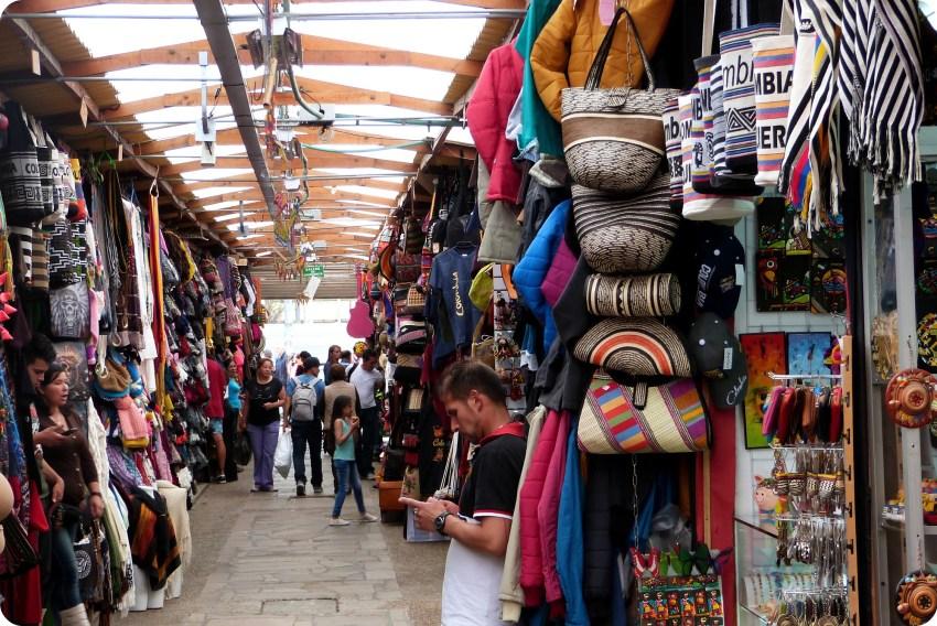 Rcuerdos de Bogotá en la carrera septima