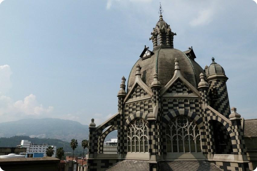 tour du Palacio de la Cultura de Medellín