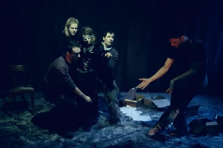 Instant Theatre Berlin -