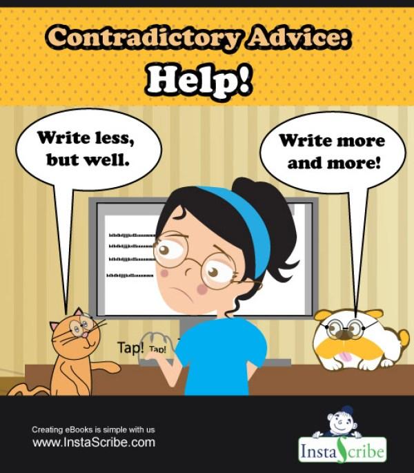 Contradictory Advice
