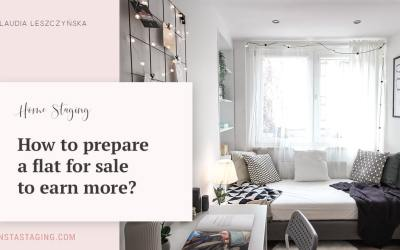 How to Prepare a Flat for Sale to Earn More?