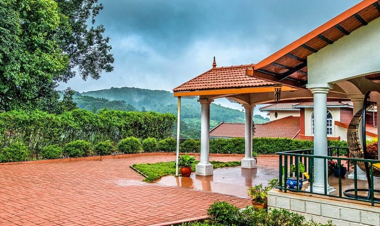 coorg- homestay