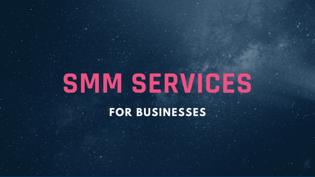 smm services for businesses