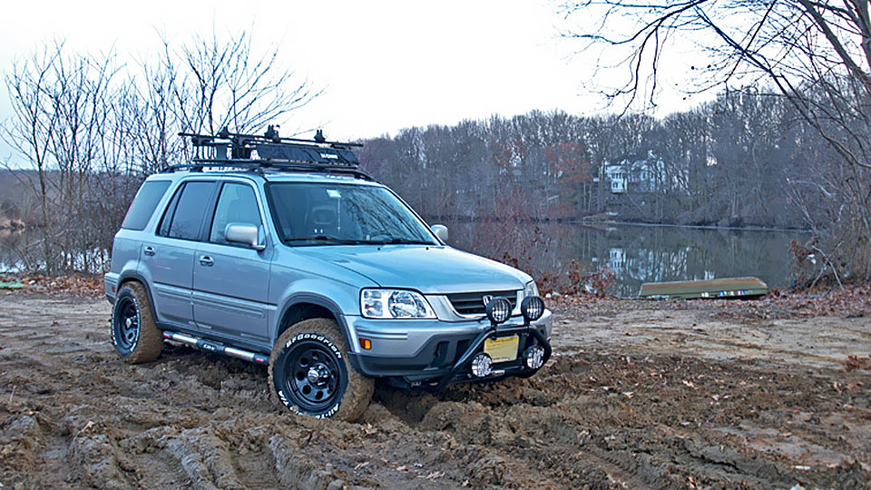 Could A First Gen Honda Cr V Be The Ideal Survival Ride