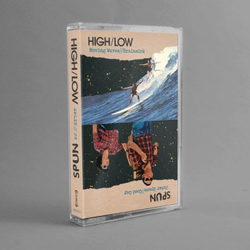Cassette Store Day 2018 – HIGH/LOW & SPUN