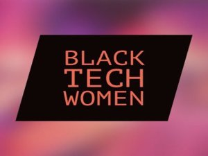 black tech women official logo