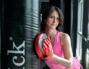 Fitnessinstructeur Anne-Martine