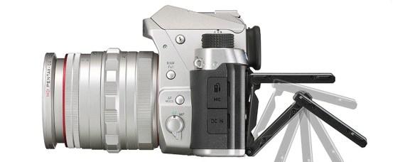 Pentax KP, matériel, photo