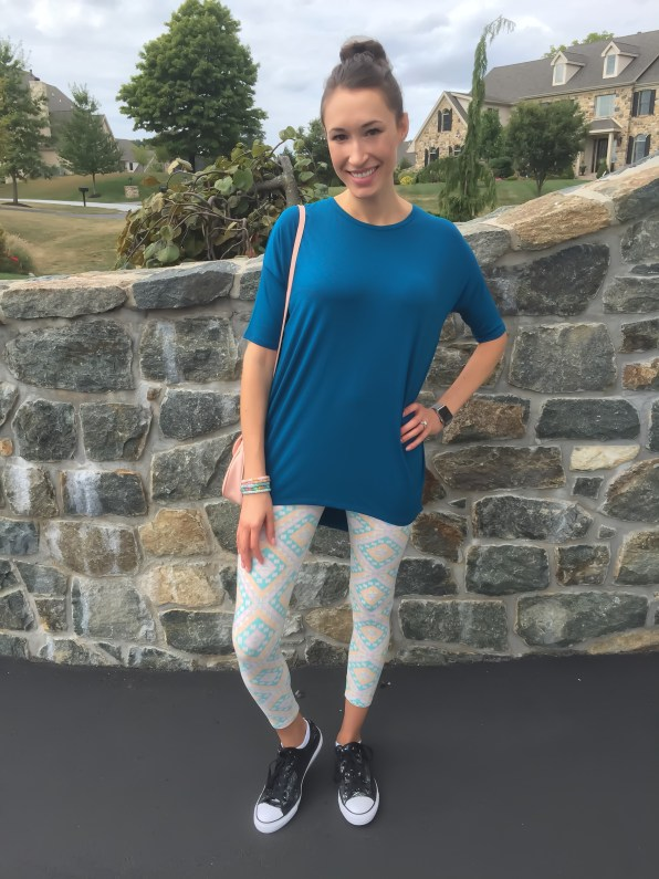LuLaRoe Leggings and tops