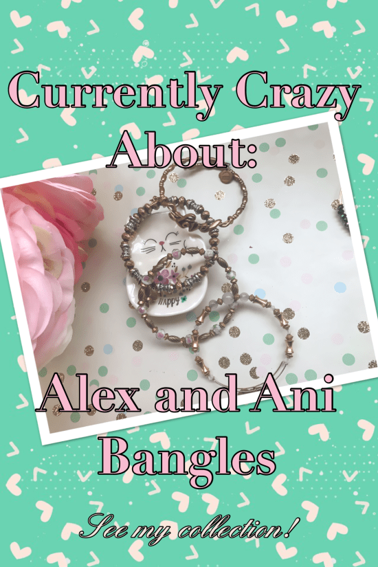 Alex and Ani Bangles-