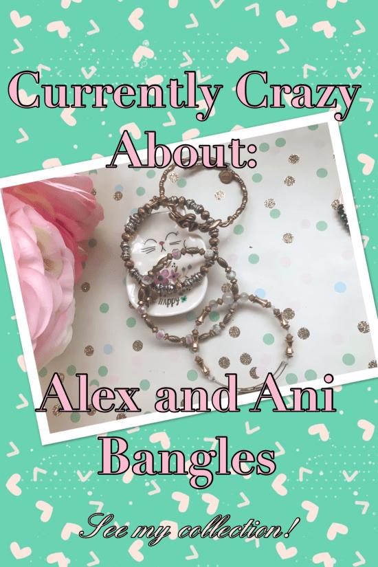 Alex and Ani Bangles-
